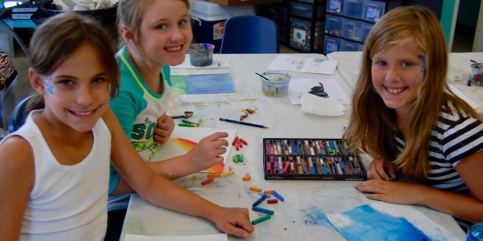 ART 3 ~ (ages 10-14)