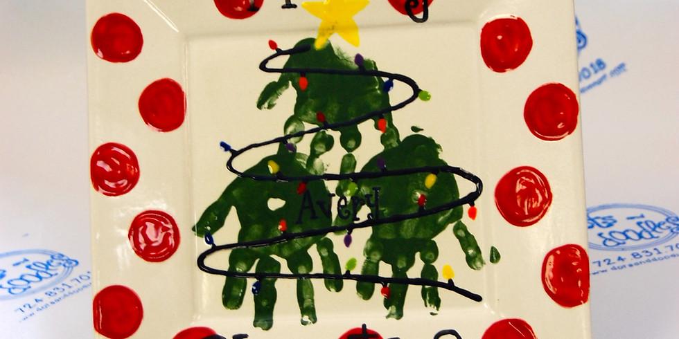 Holiday Handprint Palooza