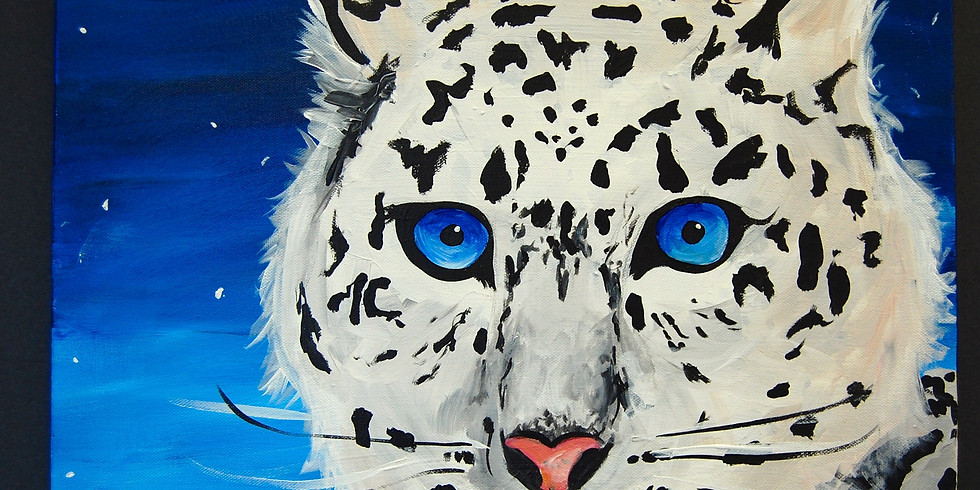Teen Workshop: Paint Your Pet Canvas Painting