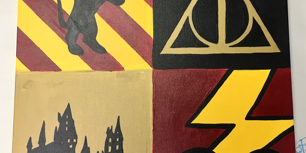 Wands, Wizards, and Witches: Harry Potter Camp