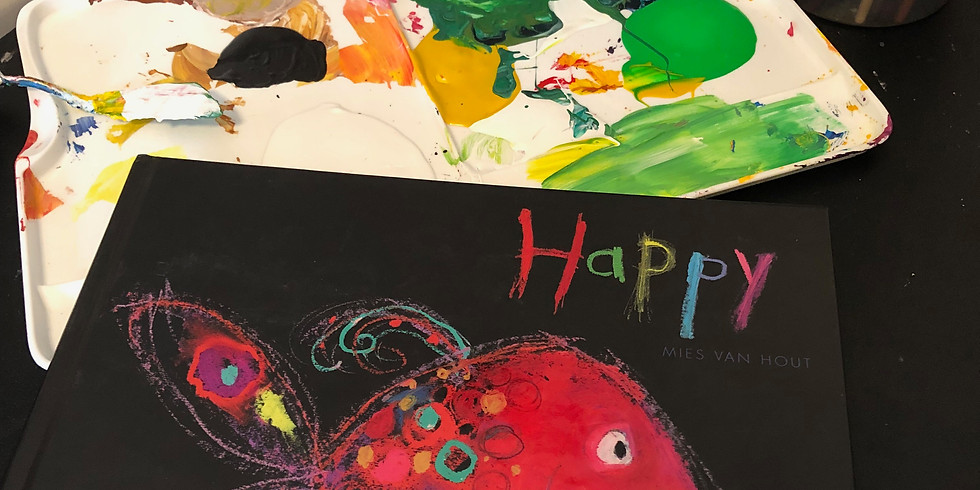 Dots and Tots: Happy Fish Bowl Project