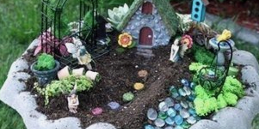 Let's Get Muddy: Clay Creature Garden Camp (Ages 5-9)