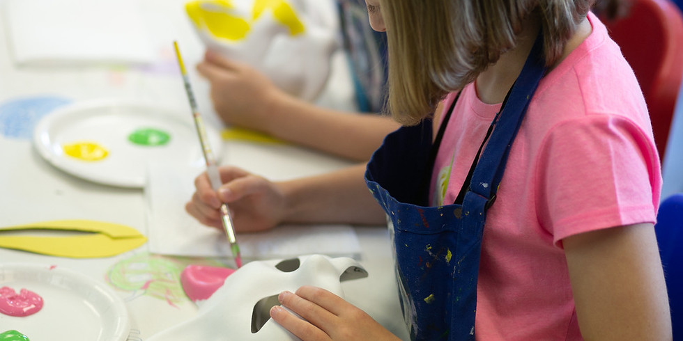 Dots and Tots (ages 3-5 with adult)
