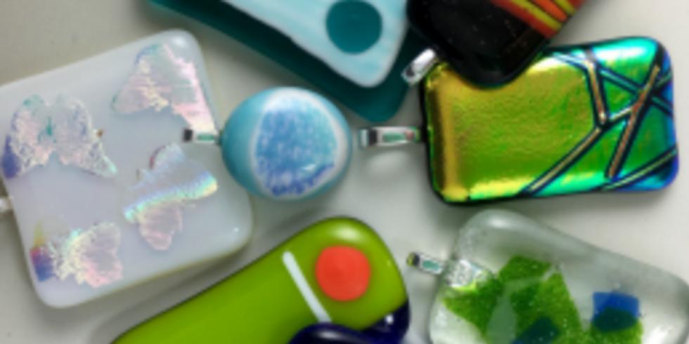 Adult BYOB Glass Pendant Workshop