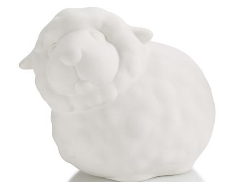 Small Sheep Figurine