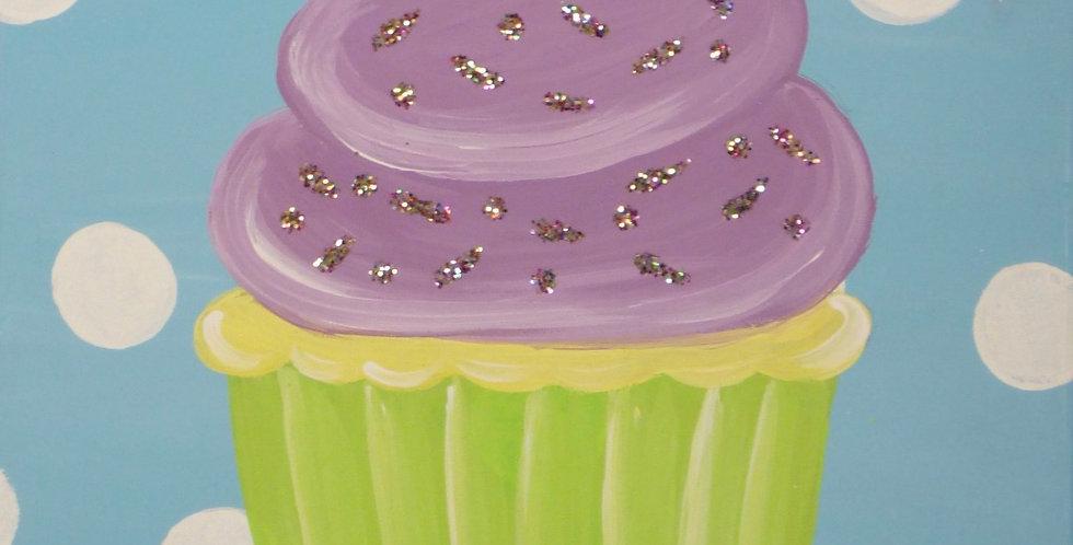 Cupcake Canvas