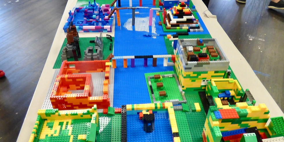 Youth Lego Workshop (Ages 5-12)