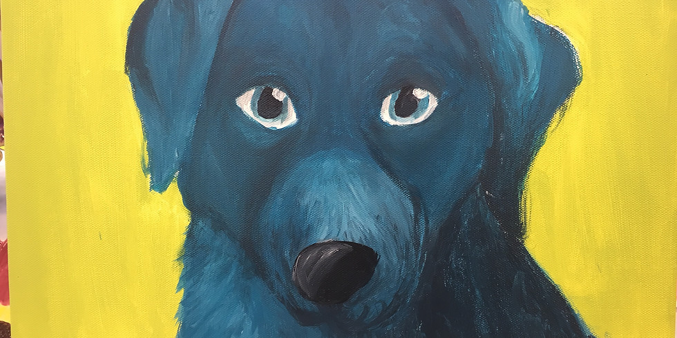 Youth Workshop: Paint Your Pet