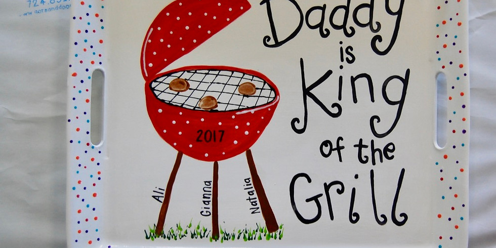 Mother's and Father's Day Handprint Palooza