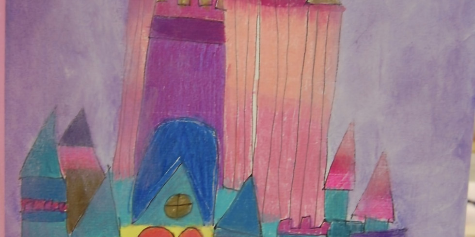 Magical Doodlers: Mouse Ears and Castle Camp (Ages 5-9)