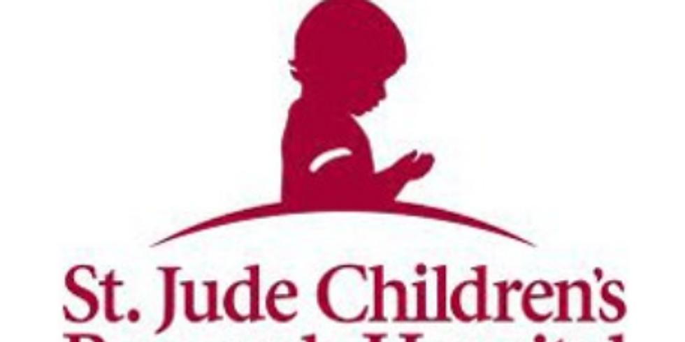 Open Studio Fundraiser for St. Jude
