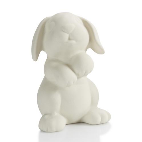 Small Bunny Figurine