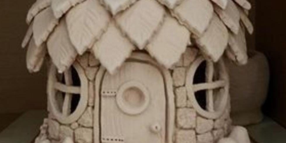 Ceramics: Clay Creature Garden (Ages 10-14)