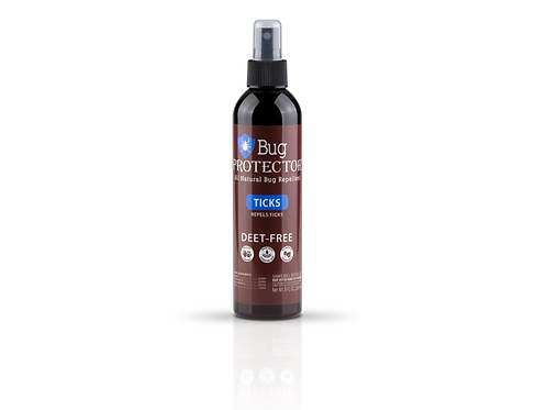 3 Pack of 8oz. Personal AND Pet Tick spray!