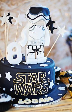 REAL PARTIES : #STARWARS #Stormtrooper Logan