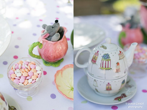 Book a Madhatters Tea Party