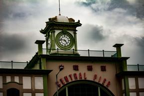 Central Pier