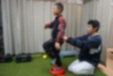 小学生 野球 踵の痛み 尼崎
