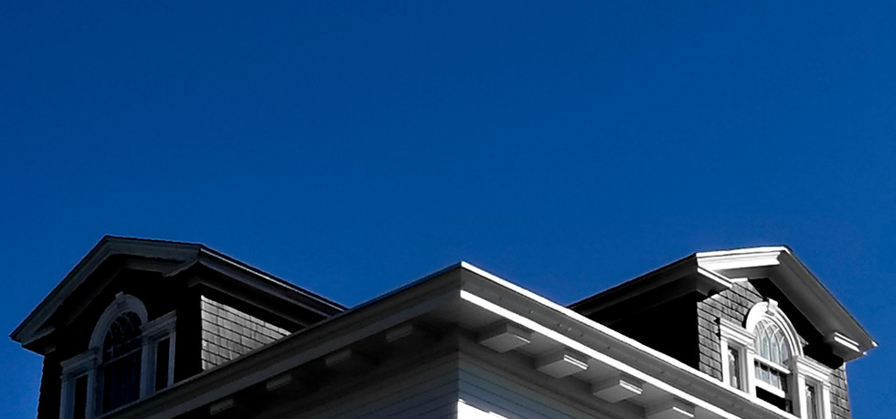 Rooftop and Sky