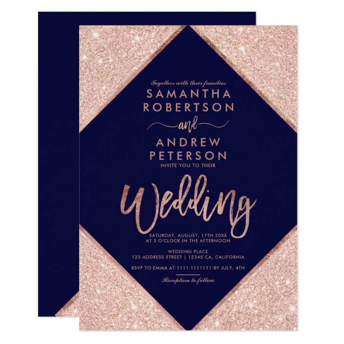 addressing wedding invitations