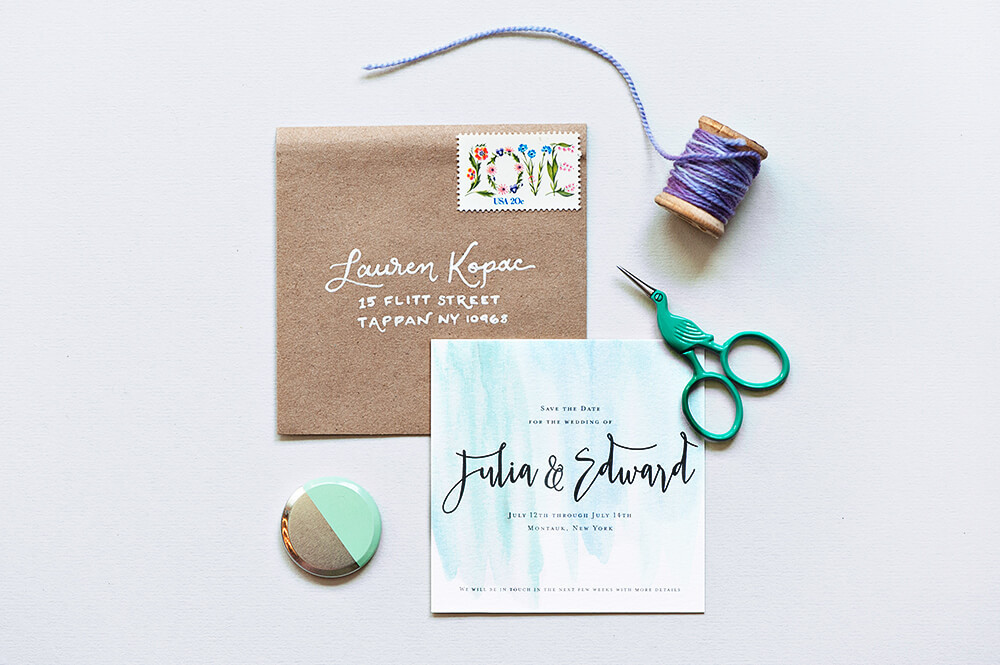 samples of wedding invites