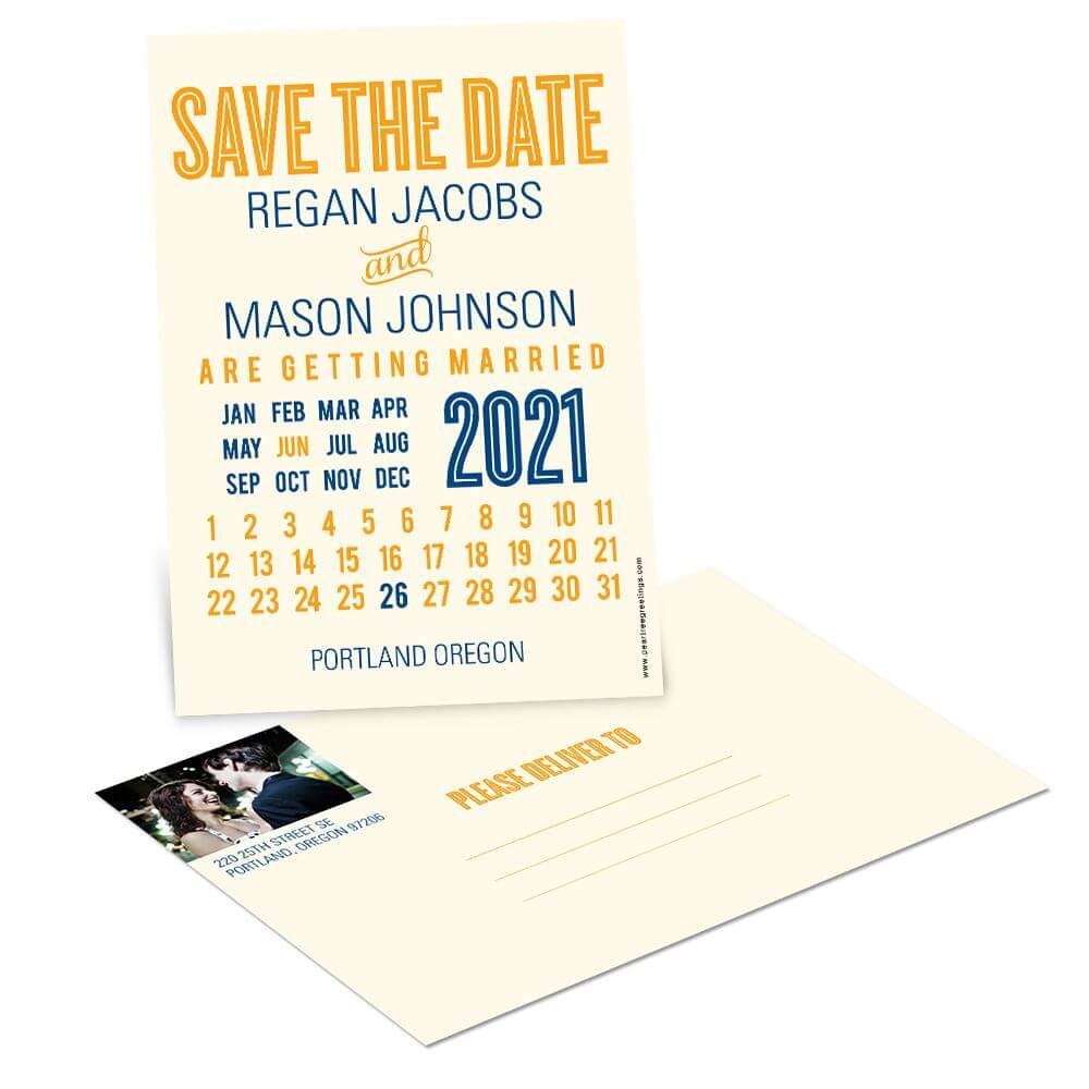 wedding invites return address