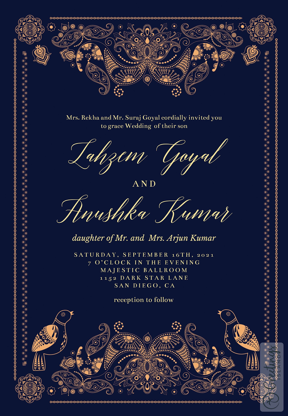 wedding invites ideas