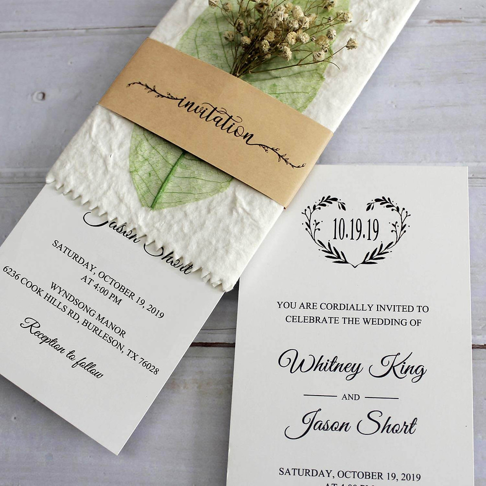 wedding invites email