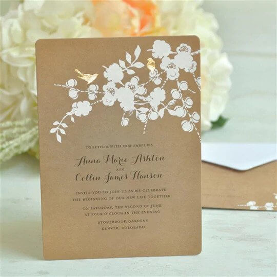 wedding invitations near me