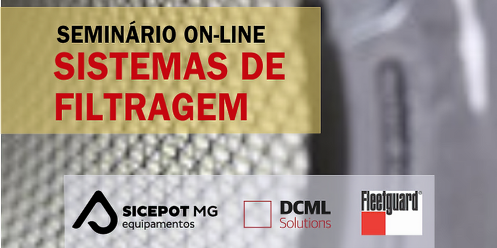 """Seminário on-line """"Como prevenir falhas e aumentar eficiência operacional equipamentos e caminhões através dos f... (1)"""