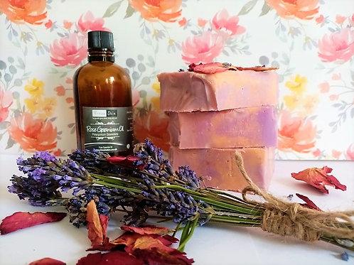 Luxury Hemp & Shea soap