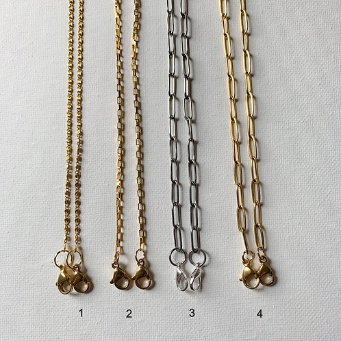 Face Mask Chains