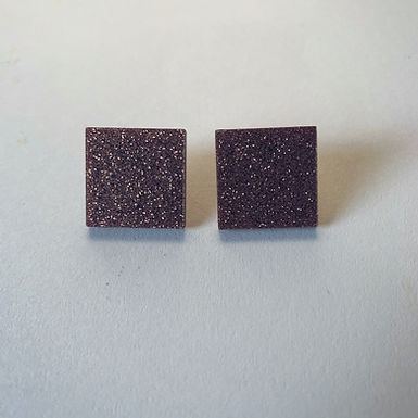 Little Square Earring