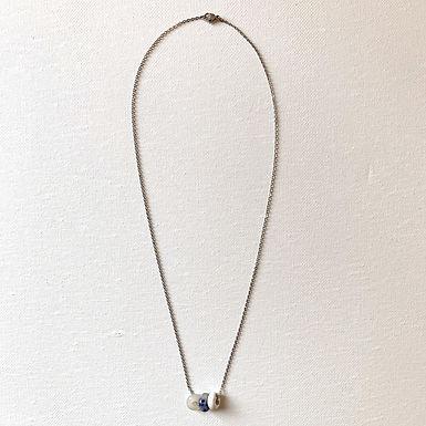 3 Gemstone Necklace