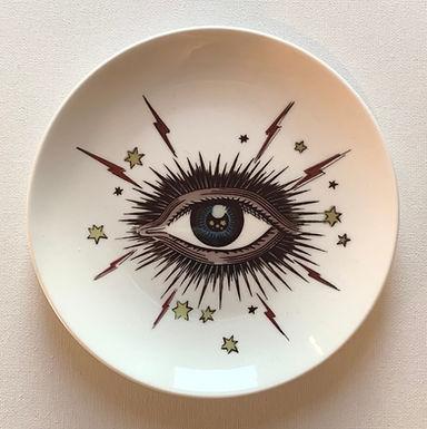 Starman Decoration plate