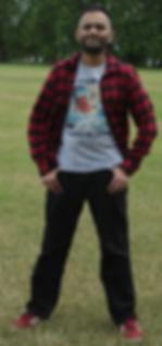 Shahan Standing