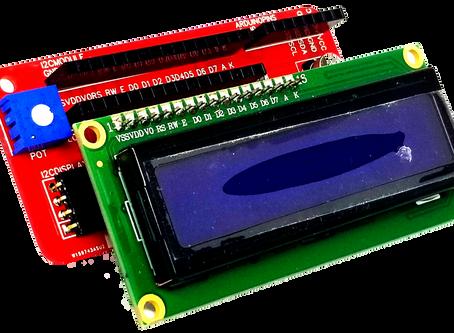 Arduino LCD Shield & Board
