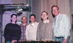 Erik Applegate, Chris Brown, Don, Dana Landry, Gary Burton