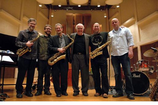 Dave Pietro, Jonathan Wires, Chris Walters, Jeff Coffin, Josh Hunt