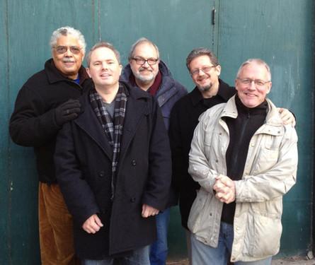 Rufus Reid, Jim White, Harold Danko, Clay Jenkins