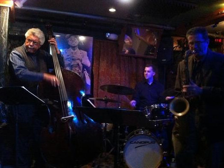 Rufus Reid, Thomas Wendt and Don