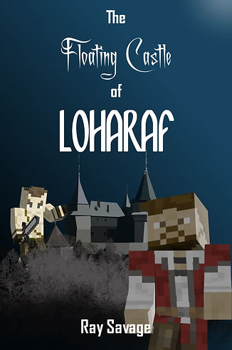 The Floating Castle of Loharaf Cover6x9.