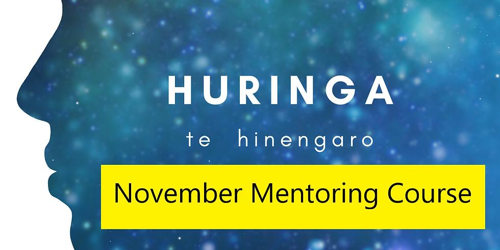 Huringa Te Hinengaro MENTORING