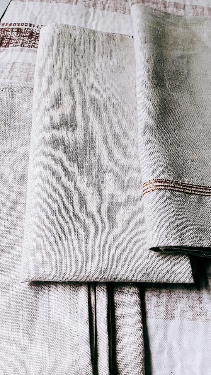ผ้าเช็ดปาก/ผ้าแนพกิ้น/Napkins ปักลาย