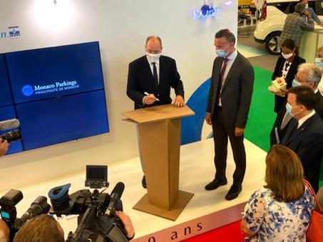 A Ever Monaco 2020 - Grimaldi Forum ci sono anche gli Holowheels