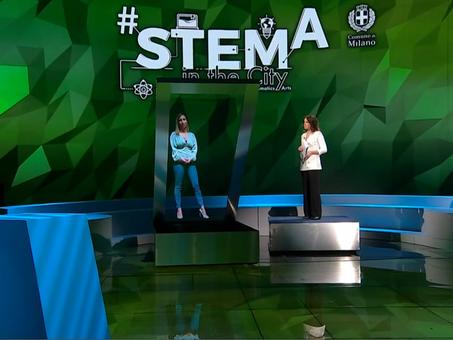 Naumachia & STEM in the City: Ilaria Capua e Anna Grassellino in Telepresenza Olografica