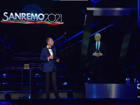 Naumachia & Sanremo: Olografia ed Emozioni