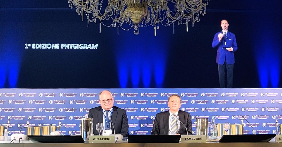 L'Olografia irrompe nello Scenario di The European House - Ambrosetti