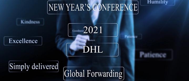 "Naumachia & DHL: Digital Event ""New Year Conference 2021"""