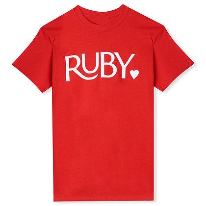 Ruby Love T-Shirt